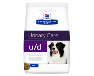 Hill's Prescription Diet U/D Non-Struvite Urinary Tract Health crocchette per cani