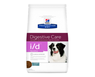 Hill's Prescription Diet I/D Canine Digestive Care Sensitive crocchette per cani