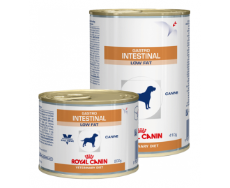 Royal Canin Gastro Intestinal Low Fat Veterinary Diet cibo umido per cani