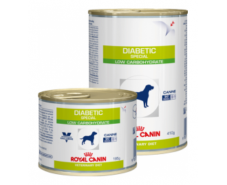 Royal Canin Diabetic Special Low Carbohydrate cibo umido per cani