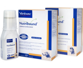 Virbac Nutribond supplemento nutrizionale per cani in convalescenza