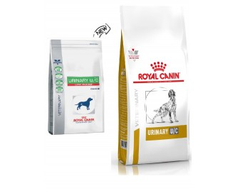Royal Canin Urinary U/C UUC 18 Low Purine crocchette per cani