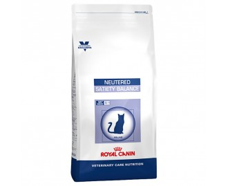 Royal Canin Neutered Satiety Balance Veterinary Diet crocchette per gatti