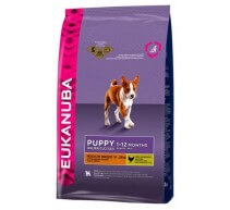 Eukanuba Puppy Medium Breed crocchette per cuccioli di taglia media