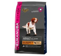 Eukanuba Adult Small/Medium Breed crocchette per cani di taglia media e piccola con agnello e riso