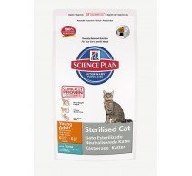 Hill's Science Plan Young Adult Sterilised Cat crocchette per gatti con tonno