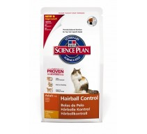 Hill's Science Plan Adult Hairball Control crocchette per gatti