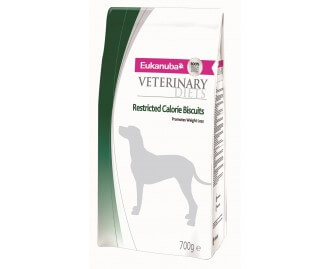Eukanuba Adult Veterinary Diets Restricted Calorie biscotti per cani