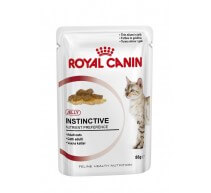 Royal Canin Instinctive cibo umido per gatti adulti in salsa