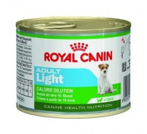 Royal Canin Mini Adult Light cibo umido per cani adulti di taglia piccola
