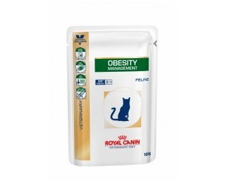 Royal Canin Obesity Management Veterinary Diet cibo umido per gatti
