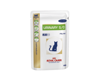 Royal Canin Urinary S/O Veterinary Diet cibo umido per gatti