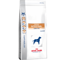 Royal Canin Gastro Intestinal Low Fat Veterinary Diet crocchette per cani