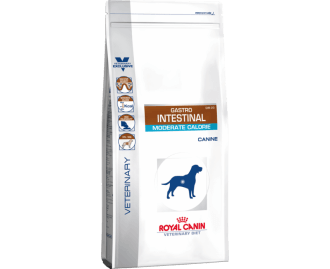 Royal Canin Gastro Intestinal Moderate Calorie Veterinary Diet crocchette per cani