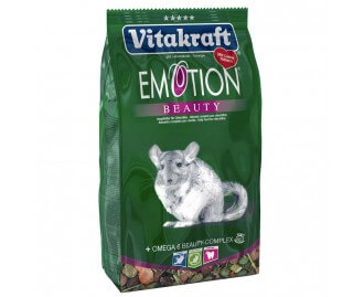 Vitakraft Emotion Beauty mangime per cincillà
