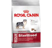 Royal Canin Medium Adult Sterilised crocchette per cani sterilizzati di taglia media