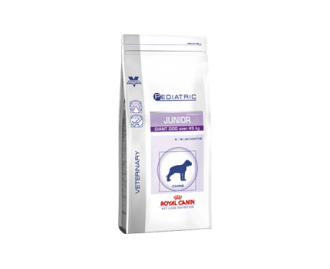 Royal Canin Pediatric Junior Giant Dog Vet Care crocchette per cuccioli di taglia gigante