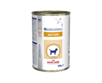 Royal Canin Senior Consult Mature Vet Care cibo umido per cani senior