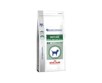 Royal Canin Senior Consult Mature Small Dog Vet Care crocchette per cani senior di taglia piccola